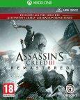 Assassin's Creed III - Remastered -peli, Xbox One