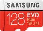 Samsung 128 Gt Micro SDXC EVO Plus -muistikortti