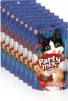 Purina Party Mix Mixed Grill, 8 x 60 g -kissan herkut