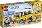 LEGO Creator 31079 - Aurinkoinen surffipakettiauto