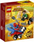 LEGO Super Heroes 76089 - Mighty Micros: Spider-Man vastaan Sandman