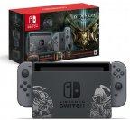 Nintendo Switch - Diablo 3 - Limited Edition -pelikonsolipaketti, harmaa