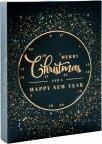 Dammenberg Suklaakonvehti -joulukalenteri, 320 g