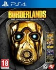 Borderlands - The Handsome Collection -peli, PS4