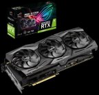 Asus ROG-STRIX-RTX2080TI-A11G-GAMING GeForce RTX 2080 Ti 11264 Mt -näytönohjain PCI-e-väylään