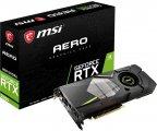 MSI GeForce RTX 2080 AERO 8G -näytönohjain PCI-e-väylään