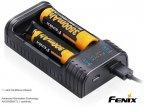 Fenix ARE-X2 -laturi