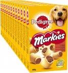 Pedigree Markies -lihatäytekeksi, 12 x 500 g