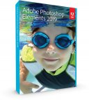 Adobe Photoshop Elements 2019 - Win/Mac -kuvankäsittelyohjelma, DVD