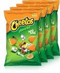 Cheetos Pizzerini -maissisnacks, 4 x 155 g