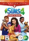The Sims 4 - Kissat ja koirat -lisäosa, PC / Mac