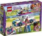 LEGO Friends 41333 - Olivian tehtäväauto
