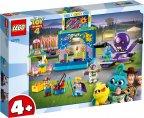 LEGO 4+ Toy Story 4 10770 - Buzzin ja Woodyn karnevaalimania!
