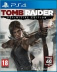 Tomb Raider - Definitive Edition -peli, PS4