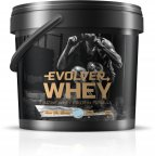 Evolver Whey Natural -heraproteiini, 4 kg