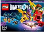 LEGO Dimensions - Story Pack: LEGO Batman - The Movie -lisäosa