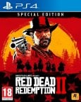 Red Dead Redemption 2 - Special Edition-peli, PS4