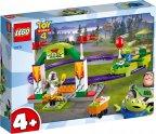 LEGO 4+ Toy Story 4 10771 - Karnevaalien jännittävä vuoristorata