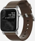 Nomad moderni nahkaranneke  , Apple Watch , 44/42 mm