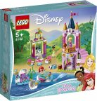 LEGO Disney Princess 41162 - Arielin, Auroran ja Tianan kuninkaalliset juhlat