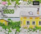 Vallila Suomi 2020 -seinäkalenteri