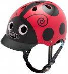 Nutcase Little Nutty Ladybug -pyöräilykypärä, XS-koko