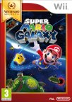 Super Mario Galaxy (Selects) -peli, Wii