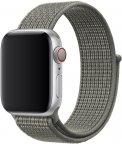 Apple Watch 40 mm Spruce Fog Nike Sport Loop -ranneke, MV882