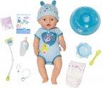 Baby Born -poikanukke, interaktiivinen