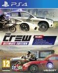 The Crew - Ultimate Edition -peli, PS4