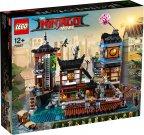 LEGO Ninjago 70657 - NINJAGO® Cityn satama