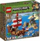 LEGO Minecraft 21152 - Merirosvolaivaseikkailu