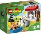 LEGO DUPLO Town 10870 - Maatilan eläimet