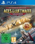 Aces of the Luftwaffe: Squadron - Extended Edition -peli, PS4