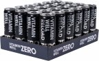 Vitamin Well Zero Reload -vitamiinivesi, 355 ml, 24-PACK