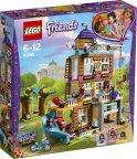 LEGO Friends 41340 - Ystävyyden talo