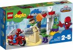LEGO DUPLO Super Heroes 10876 - Spider-Manin ja Hulkin seikkailut