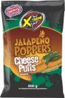 Double Dutch Jalapeno Poppers -juustosnacksit, 200 g