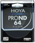 Hoya 62 mm PROND64 -harmaasuodin