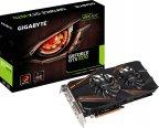Gigabyte GeForce GTX 1070 WINDFORCE OC 8G  8192 Mt -näytönohjain PCI-e-väylään