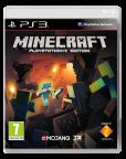 Minecraft - PlayStation 3 Edition -peli, PS3