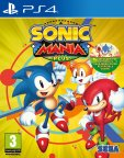Sonic Mania Plus -peli, PS4