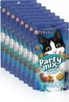 Purina Party Mix Seaside Mix, 8 x 60 g -kissan herkut