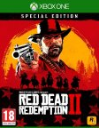 Red Dead Redemption 2 - Special Edition-peli, Xbox One