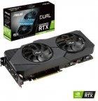 Asus DUAL-RTX2080S-8G-EVO 8192 Mt -näytönohjain PCI-e-väylään