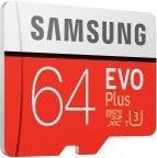 Samsung 64 Gt Micro SDXC EVO Plus -muistikortti