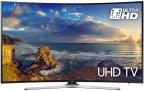 "Samsung UE55MU6220 55"" Ultra HD 4K Smart Curved LED -televisio"
