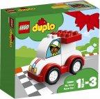 LEGO DUPLO My First 10860 - Ensimmäinen kilpa-autoni