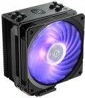 Cooler Master Hyper 212 RGB Black Edition -prosessorijäähdytin