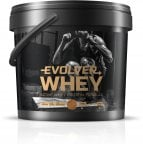 Evolver Whey Chocolate -heraproteiini, 4 kg